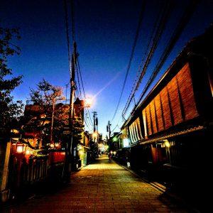 秋の奈良・京都の旅[7]:さらば京都!、