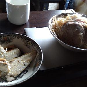 本日の昼食~:17.11.08