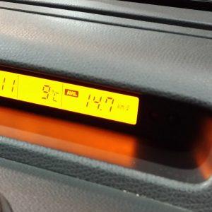 燃費記録:17.12.23