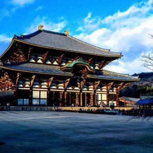 「東大寺」で2018年の初詣!
