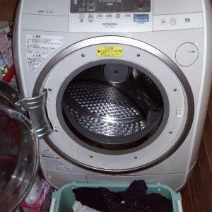 サラバ、ドラム式洗濯乾燥機!最後の洗濯~
