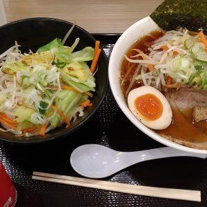 野菜ラーメン at 東京池袋光麺 ららぽーと磐田店:18.01.21