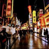 東京湾周回の旅[1]:夜の横浜・中華街