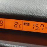 燃費記録:18.02.14