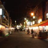 夜の浅草・ホッピー通り in 2018 March