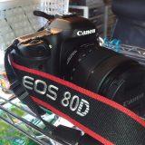 一眼レフ刷新!「EOS 80D」到着!!