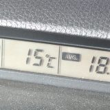 燃費記録:18.04.13