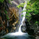 国内有数の景勝地「昇仙峡」