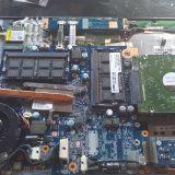 ノートパソコンにメモリ増設!! - マウス製LB-J301S