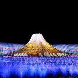 なばなの里のイルミネーション2018|名古屋・イルミネーションツアー2018