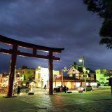 締めは夜の鎌倉・小町通り!|江ノ島・横須賀のクリスマス休暇