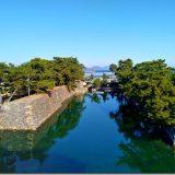 高松城【玉藻公園】|旅する平成最後の年末年始!