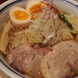 竹田恒泰先生の「利尻昆布ラーメン くろおび」初実食してきました!|東京桜ツアー2019