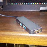 画面が壊れたスマホをテレビで出力するために「TypeC対応のHDMI・USBハブ」買ったけど・・・