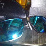 高級炭素繊維素材のDUCO サングラス!