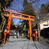 雪景色の京都・貴船神社|奈良周辺旅2020