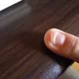 右の中指の爪、回復経過:20.03.25