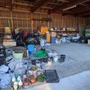 車庫の片付け~2021年<その1>